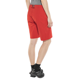 Haglöfs W's Lizard Shorts Pop Red